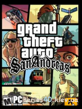 GTA San Andreas (Мод) | 240*320