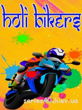 Holi Bikers | 240*320