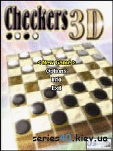 Checkers 3D | 240*320