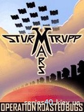 Sturmtrupp Mars - Operation Roasted Bugs | 240*320