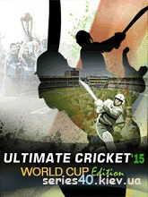 Ultimate Cricket World Cup 2015 | 240*320