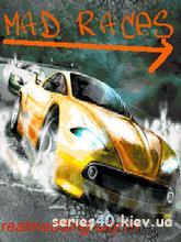 Mad races | 240*320 (Мод)