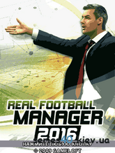 Real Football Manager 2016 (Мод) | 240*320