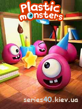 Plastic Monsters   240*320