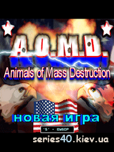 Animals Of Mass Destruction (Русская Версия)   240*320