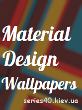 Material design wallpapers | 240*320