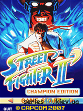 Street Fighter II: Championship Edition | 240*320