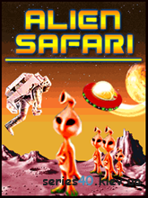 Alien Safari | 240*320