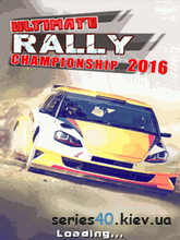 Ultimate Rally Championship 2016 | 240*320