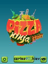 Pizza Ninja Story | 240*320