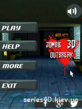 Zombies Outbreak 3D | 240*320