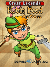 Great Legends Robin Hood: The Prince | 240*320