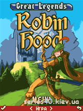 Great Legends: Robin Hood (Русская версия) | 240*320
