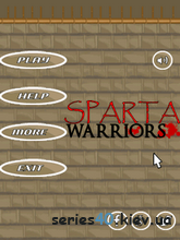 Sparta Warrior | 240*320