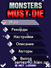 Monsters Must Die | 240*320