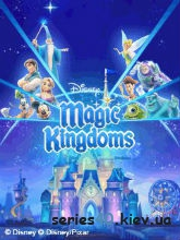 Disney Magic Kingdoms (Русская версия)| 240*320