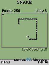 Classic Snake   240*320