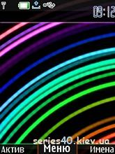 Neon Redux by Ramon_ua | 240*320