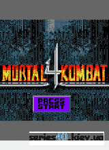Mortal Kombat 4 [Game Boy] | 240*320