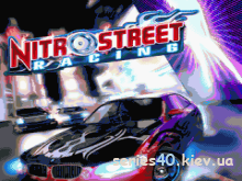 Nitro Street Racing (Мод) | 320*240