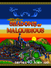 A New Era: Shadows of Malquidious | 240*320
